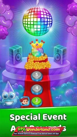 Balloon Paradise – Free Match 3 Puzzle Game 3 7 5 Apk Mod Free