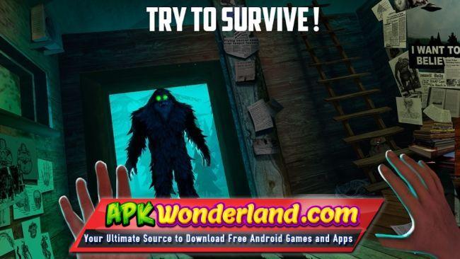 Bigfoot Monster Hunter 1 91 Apk Mod Free Download for