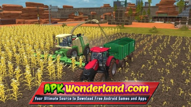 Download Farming Simulator 19- Real Tractor Farming game ...