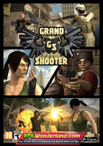 Grand Shooter: 3D Gun Game 2 3 Apk Mod Free Download for