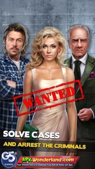 Homicide Squad Hidden Crimes 1 10 1000 Apk Mod Free Download for