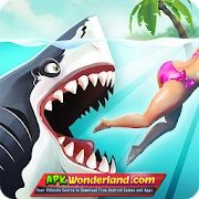 Hungry Shark World 3.0.0 Apk Mod Free Download for Android