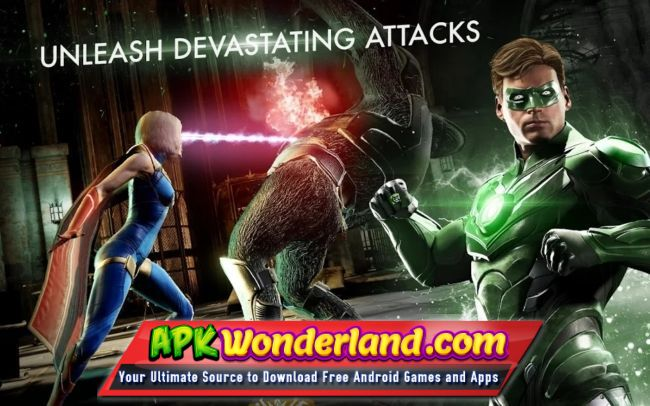 Injustice 2 Final 2 4 0 Apk Mod Free Download for Android - APK