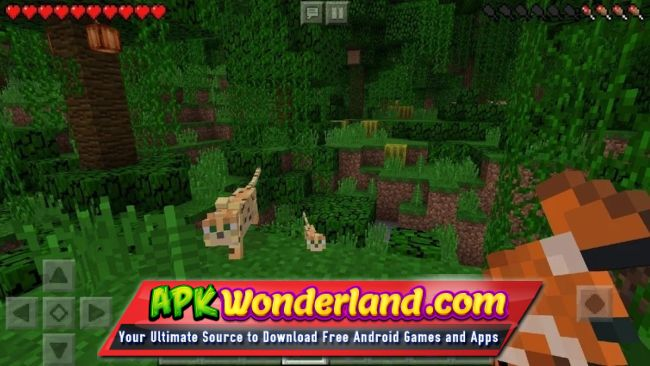 Minecraft Pocket Edition 1 6 0 6 Final APK Mod Free Download