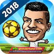 Puppet Soccer Champions APK Mod Free Download for Android