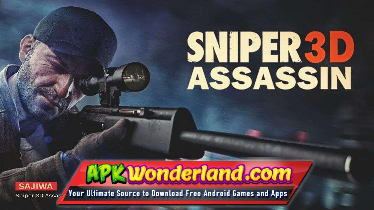 Sniper 3D Assassin 2.14.9 Apk free Download