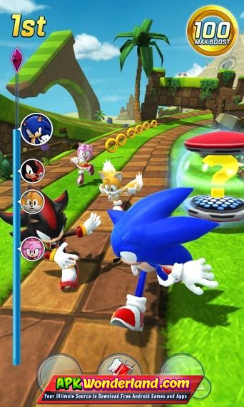 Sonic Forces Speed Battle 2 1 0 Apk Free Download for