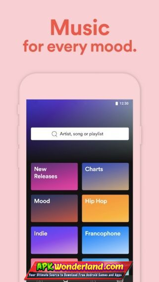 download spotify playlist free android