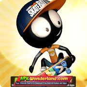 Stickman Skate Battle 2.2.0 Apk free Download
