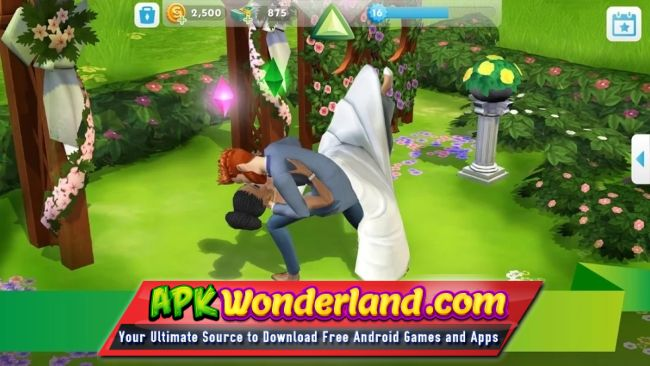 The Sims Mobile 11 1 0 177722 Apk Mod Free Download for