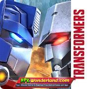 Transformers Earth Wars 1.63.0.21144 Apk Mod Free Download for Android