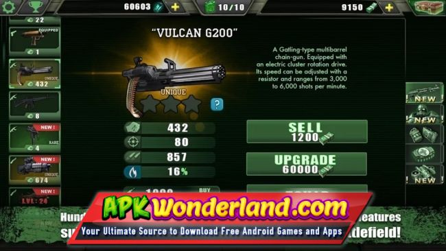 Zombie Shooter 3.1.7 Apk Mod Free Download for Android - APK Wonderland