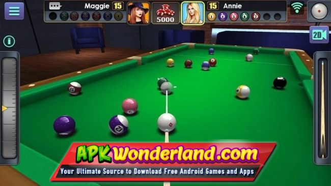 3D Pool Ball 2 1 0 0 Apk Mod Free Download for Android - APK