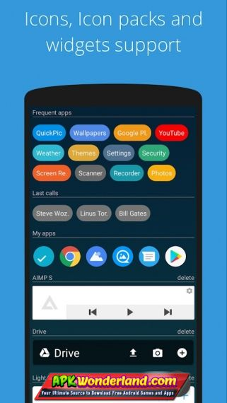 Aio launcher 1. 19. 5 apk free download for android apk wonderland.