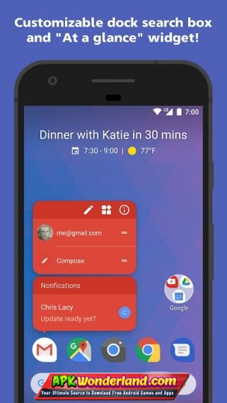 Action Launcher 3 37 7 Full Apk Free Download for Android