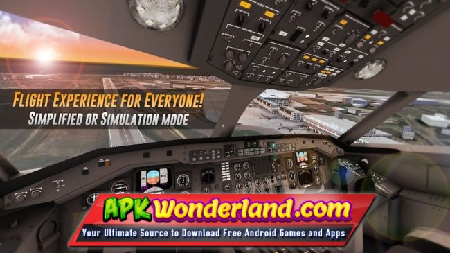 Airline Commander A real flight experience 1 0 1 Apk Mod