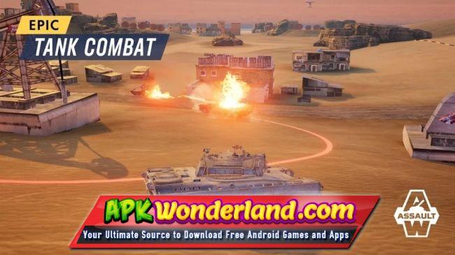 Armored Warfare Assault 1 0-a22936 127 Apk Data Free
