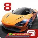 Asphalt 8 Airborne 3.8.0m APK + MOD Free Download for Android