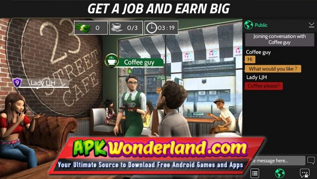 Avakin Life 3D virtual world 1 021 11 Apk Free Download for