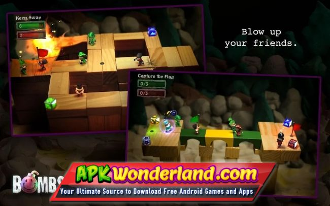 BombSquad Pro 1 4 143 Apk + Mod Free Download for Android