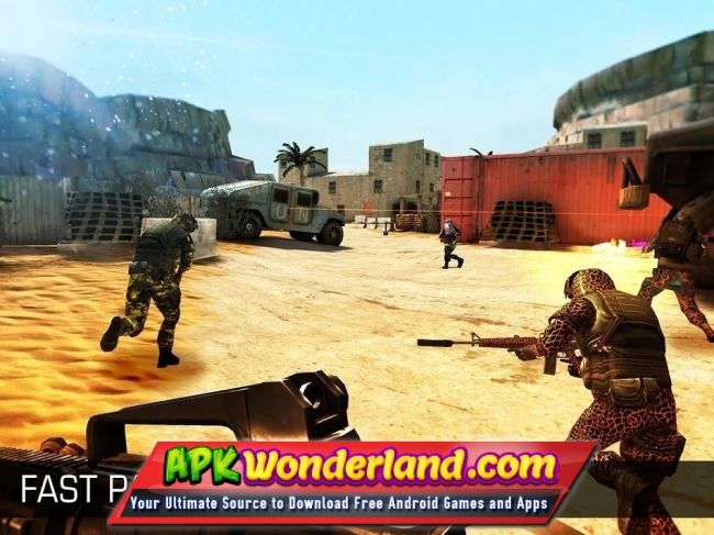 Bullet Force 1 43 Apk Mod Free Download for Android - APK