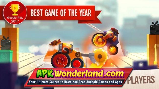 CATS Crash Arena Turbo Stars 2 12 Apk Free Download for