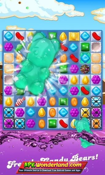 Candy Crush Soda Saga 1 121 2 Apk + Mod Free Download for Android