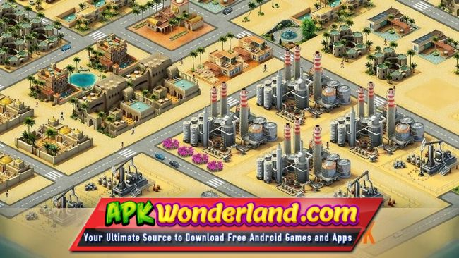 City Island 3 Building Sim 2 2 7 Apk + Mod Free Download for Android
