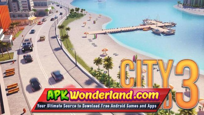 City Island 3 Building Sim 2 2 7 Apk + Mod Free Download for