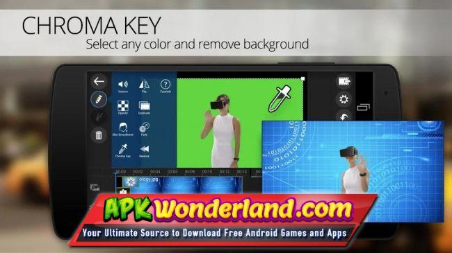 CyberLink PowerDirector Video Editor 4 14 0 APK Mod Free Download