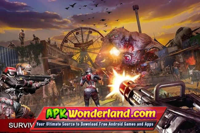 DEAD WARFARE Zombie 1.6.2.35 Apk Mod Free Download for Android fg 4 - Download Major Mayhem