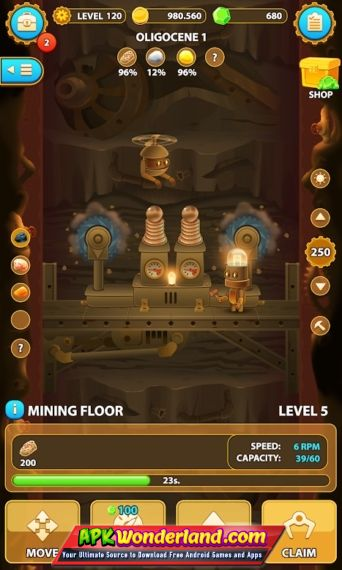 Deep Town Mining Factory 3 5 3 Apk Mod Free Download for Android