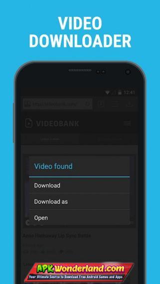 Downloader Private Browser Pro 2 5 20 Apk Mod Free Download for