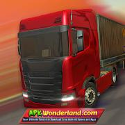 Euro Truck Driver 2018 1.8.0 Apk Mod Free Download for Android