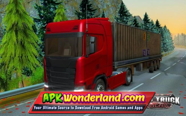 Euro Truck Driver 2018 1.8.0 Apk Mod Free Download for Android - APK  Wonderland