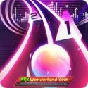 Infinity Run Rush Balls On Rhythm Roller Coaster 1.3.5 Apk + Mod Free Download for Android