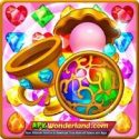 Jewels fantasy match 3 puzzle 1.0.37 Apk + Mod Free Download for Android