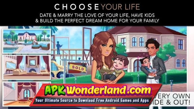 KIM KARDASHIAN HOLLYWOOD 9.2.0 Apk Mod Free Download for Android V 3 - Kim Kardashian: Hollywood