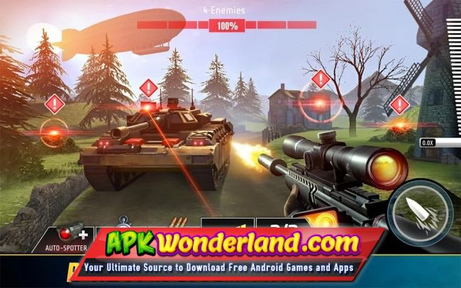 Kill Shot Bravo 5 2 Apk + Mod Free Download for Android