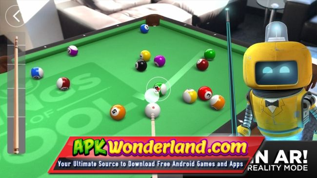 Kings of Pool Online 8 Ball 1 23 9 Apk Mod Free Download for