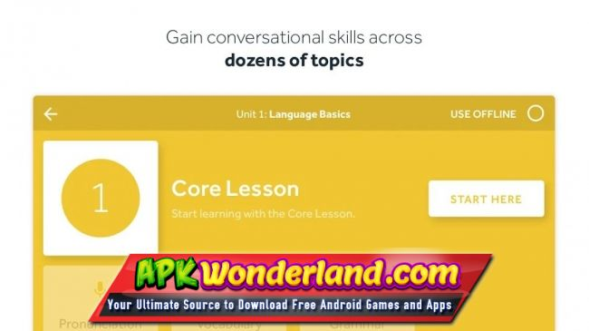 Learn Languages Rosetta Stone 5 3 0 Apk Mod Free Download