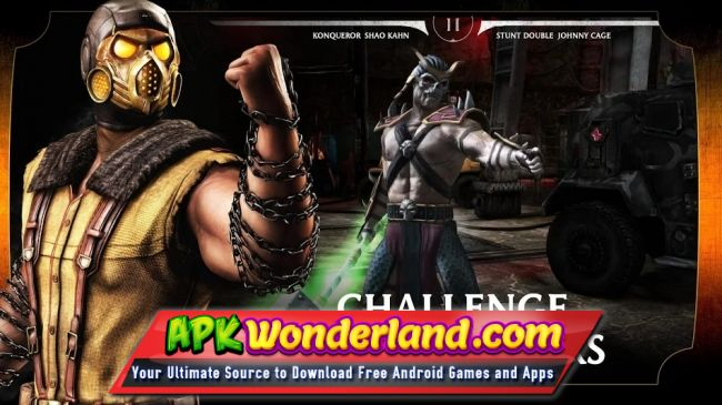 MORTAL KOMBAT X 1 19 0 Apk MOD Free Download for Android