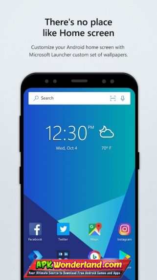 Microsoft Launcher 4 12 1 45047 Apk Free Download for Android - APK