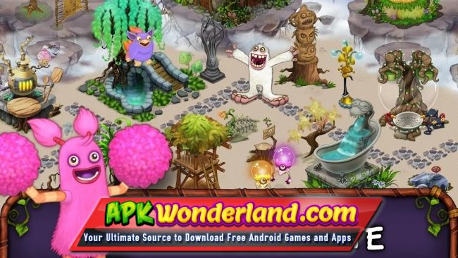My Singing Monsters 2 2 2 Apk + Mod Free Download for