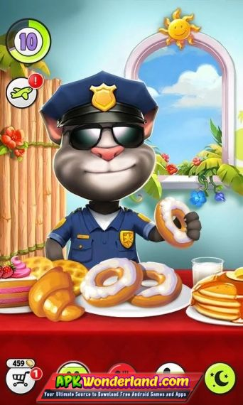 My Talking Tom 4 9 0 175 Apk + Mod Free Download for Android - APK