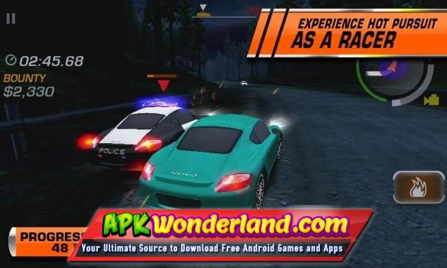Need For Speed Hot Pursuit 2 0 24 Apk Mod Free Download For