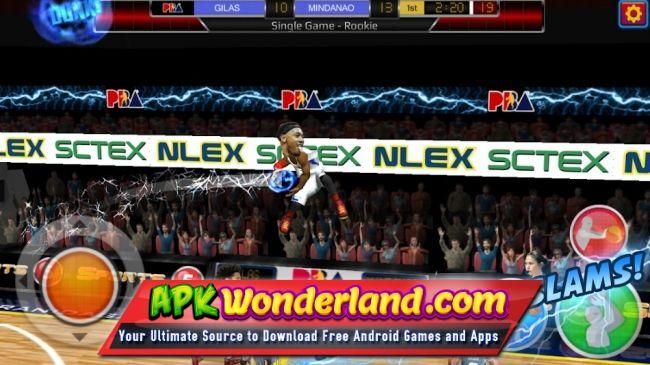 Philippine Slam 2018 Basketball Slam 2 38 Apk+Mod Free Download for