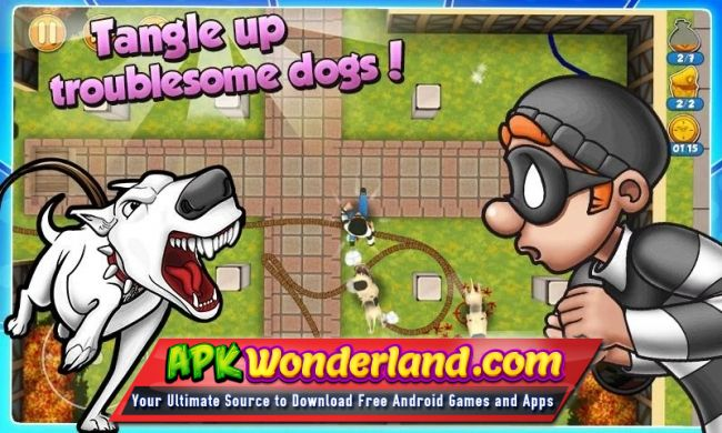 Robbery Bob 2 Double Trouble 1 6 4 1 Apk Mod Free Download