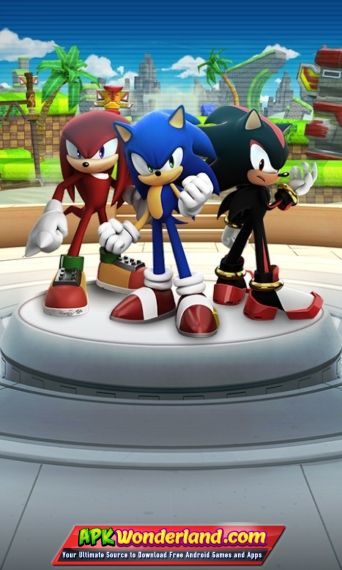 Sonic Forces Speed Battle 2 2 0 Apk Free Download for Android - APK