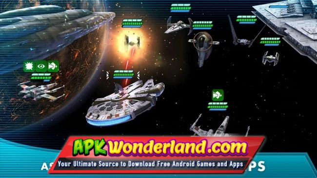 Star Wars Galaxy of Heroes Apk + Mod Free Download for